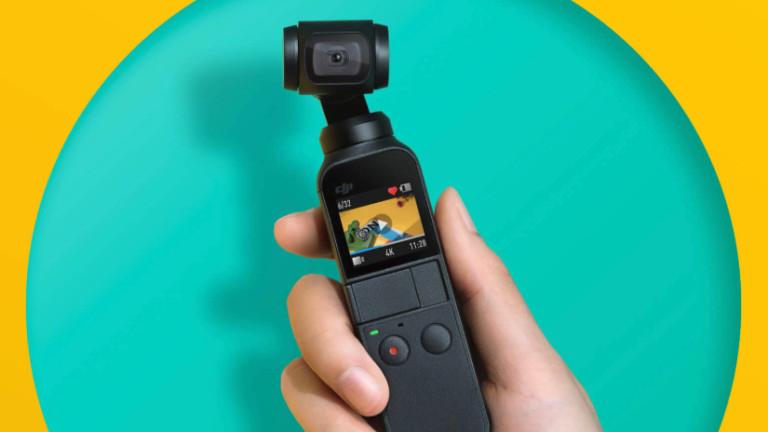 DJI Osmo Pocket - джобна камера с невероятна мощ