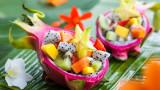 Най-екзотичните плодове с най-необичайните вкусове (поне до момента)