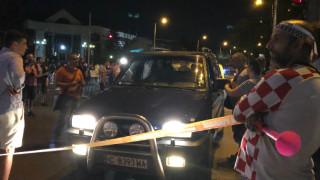 Протестът, ден 37 – блокадите остават, напрежение при румънското посолство