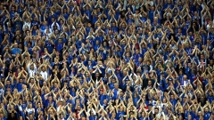 Франция - Исландия счупи рекорд по посещаемост на Евро 2016