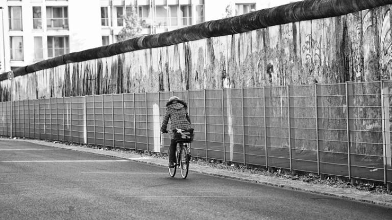 Tри десетилетия след падането на Берлинската стена, Германия направи крачка