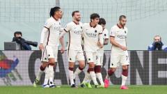 """Рома и Лацио с важни победи в 16-ия кръг на Серия """"А"""""""