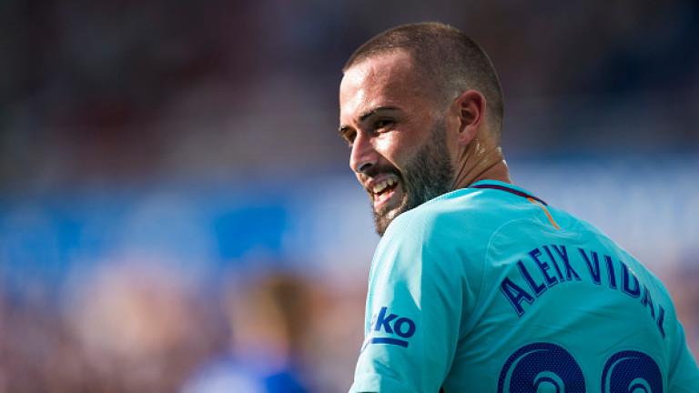Рома договори ненужен в Барселона