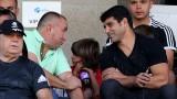 Георги Иванов: Езе има договор с нас до декември, дали ще играе решава Акрапович