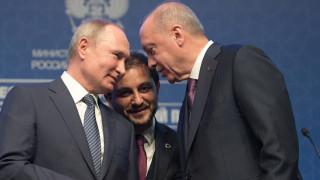 Ердоган за Путин: Той е честен, държи на думата си