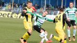 Черно море и Ботев (Пловдив) не се победиха във Варна