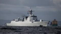 Китай участва в съвместни военноморски учения с 26 държави до Австралия