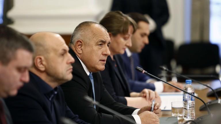 Правителството предлага бюджетен дефицит от 3.5 млрд. лева и емитиране на дълг до 10 млрд. лева