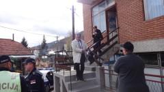 Българските лекари от Босилеград се прибраха