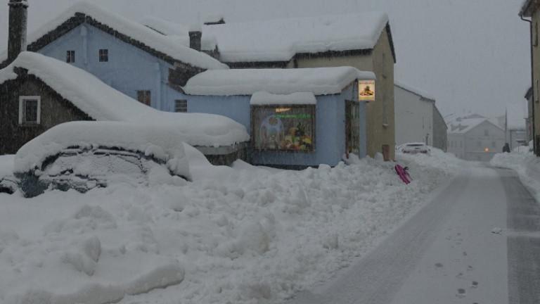 Около 13 000 туристи са без електричество в швейцарския ски