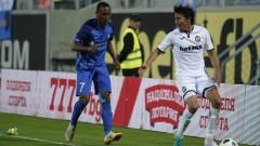 Левски тренира без основни футболисти
