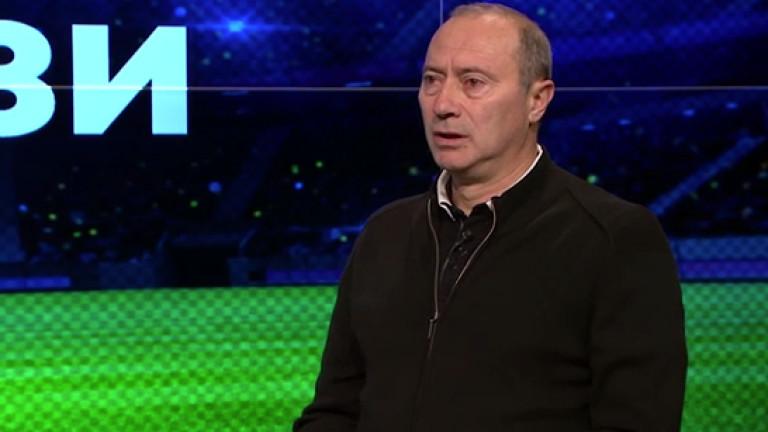 Емил Велев взе за помощник Ромил Жотев