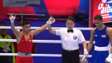 Даниел Асенов се класира за 1/4-финал на Световното в Екатеринбург
