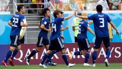 Япония с рекорд в мача с Колумбия
