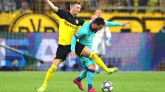 Борусия и Барселона не се победиха в Дортмунд, Ройс пропусна дузпа