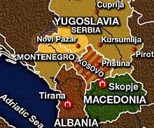 Сърбия отзова посланика си от Черна гора заради Косово