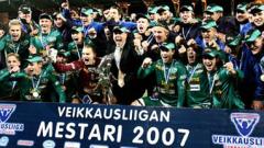 Тампере Юнайтед стана шампион на Финландия