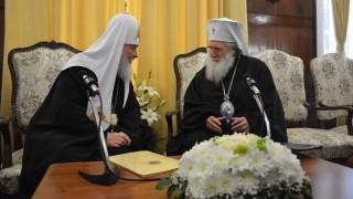 Патриарх Кирил: Днешната дата е важна за народите ни