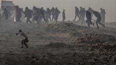 15 ранени при нови сблъсъци в Газа
