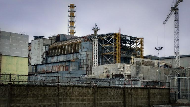 """Украйна създава """"зелен коридор за туристи"""" в Чернобил"""