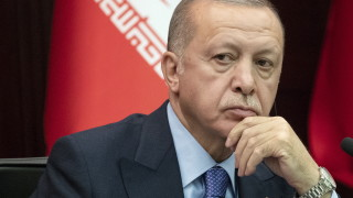 Ердоган говори по телефона с Тръмп