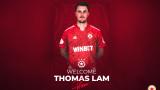ЦСКА официално обяви привличането на Томас Лам