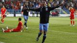 Англия се класира за Евро 2012