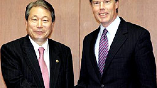 Най-после търговска спогодба между САЩ и Южна Корея