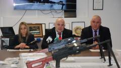 """Откритите оръжия излизат от завод """"Арсенал"""""""