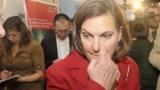 САЩ няма да променят политиката си спрямо Русия, разясни Виктория Нюланд