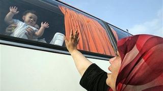Евакуират българите с автобуси през Дамаск