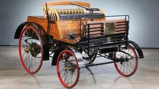 Най-старата английска кола не намери нов собственик