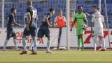 Славия съсече Дунав с два гола в средата на второто полувреме