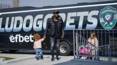 Мавис Чибота: С моя помощ Лудогорец ще се класира в групите на Шампионска лига
