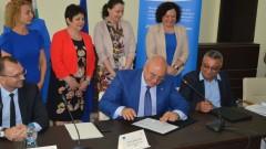 Дават 323,7 млн. лв. по европрограма на Бургас за воден проект