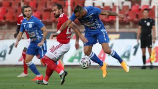 ЦСКА страда на старта в пет от последните си шест участия в Лига Европа