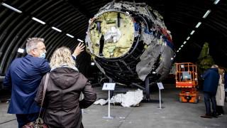 """Делото МН17: """"Думнахме самолета"""", казва в телефонен разговор шеф на проруските сепаратисти"""