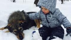 Синът на Карина Караньотова възпитаван в любов към помиярите