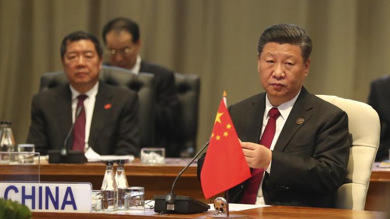 Въоръжените сили на Китай трябва да се противопоставят на
