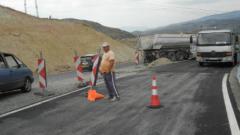 Строим 635 км автомагистрали до 2020 година