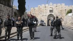 Палестинци застреляха двама израелски полицаи в Йерусалим