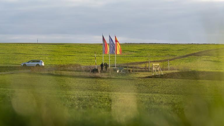 Малко германско селце се подготвя да стане новият географски център