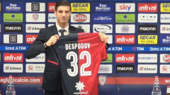 Каляри представи официално Кирил Десподов