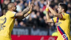Луис Суарес готов за подновяването на Ла Лига