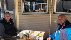 Нова среща между Славиша Стоянович и Георги Тодоров