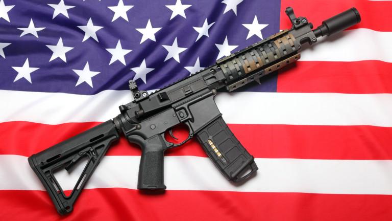 Националната оръжейна асоциация (NRA) на САЩ - най-големият лобист за