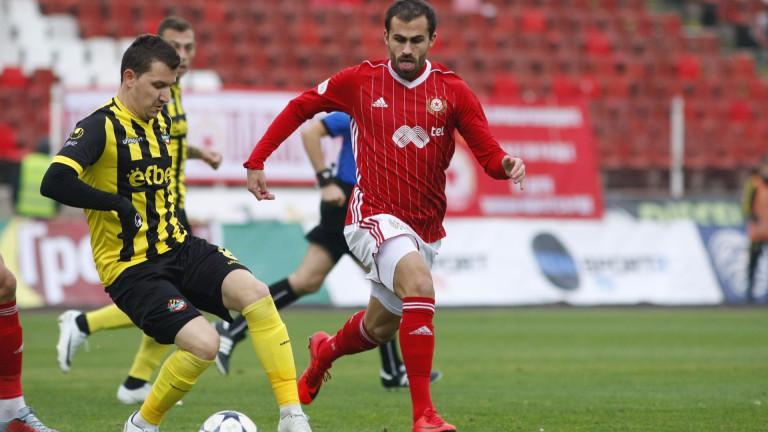 Фенове на ЦСКА към Тодор Неделев: При нас можеш да станеш велик... Завинаги!