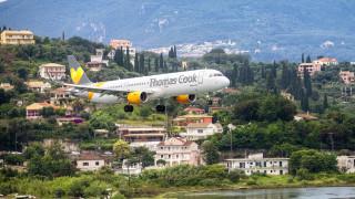 """Гръцкият туризъм може да изгуби до 500 млн. евро от фалита на """"Томас Кук"""""""