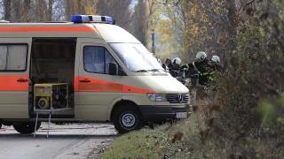 Джип се заби челно в автобус - трима загинали и двама ранени