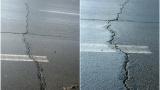 За своя сметка изпълнителят отстранява дефектите на Цариградско шосе